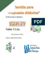 Caratula_Taller de TICs