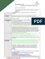 secuencia didáctica Uniones quimicas+TICs