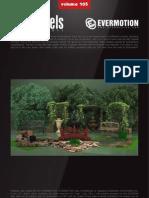Archmodels Vol 105 Garden Hardscape Softscape