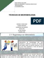 Técnicas de microbiologia