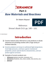 Ch9a Ceramics Raw Materials