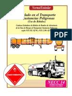 Rotulado en El Transporte de Sustancias Peligrosas