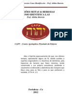 Religiões Seitas & Heresias - PDF-Pronta