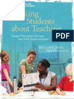 Met Project 2012_asking Students About Teaching