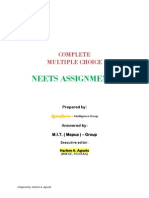 US Navy NEETS - Assignment Answers