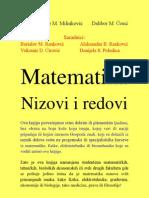 Matematika Nizovi i Redovi