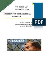 Report Informe Guerrero