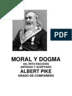 Moral y Dogma - Albert Pike - Grado de Compañero