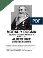 Moral y Dogma - Albert Pike - Grado de Maestro