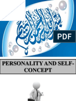 personality and self concept