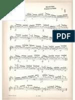 Allemande Bach