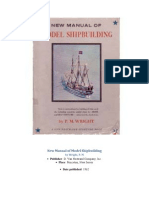 New Manual of Model Shipbuilding