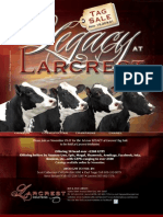 Sale Catalog - Legacy at Larcrest - Tag Sale