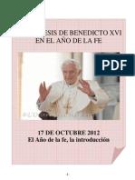 01. Catequesis de Benedicto XVI en el Año de la Fe. 17 Octubre 2012.pdf