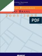 IBGE contasregionais2009