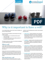 Why Is It Important to Have a Will