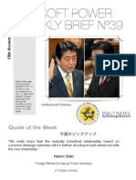 J-Soft Power Weekly Brief 39