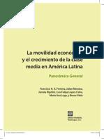 Informe Banco Mundial Latino América y el Caribe
