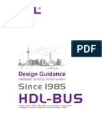 Design Manual for HDL Bus System