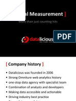 Digital Measurement - More than Just Counting Hits
