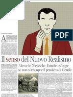 Emanuele Severino - La Lettura 16.09