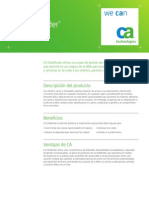 CA Site Minder Product Brief ESN