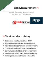 Ad Tech Campaign Measurement