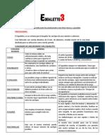 Instrucciones Equalette3