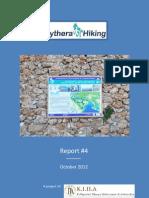 Kythera Hiking Report - October 2012