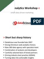 P&O Analytics