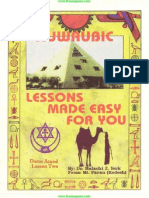 Nuwaupic Made Easy for You Lessons 2-30