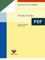 Educación Adultos - Programa de Estudio Estudios Sociales 5º y 6º básico 2006
