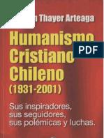 Humanismo Cristiano Chileno (1931 2001)
