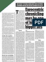 Kerala School and Eurocentrism