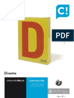 Catálogo Diseño Injuve 2009