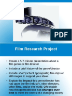 Film Project Overview