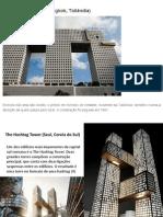 Apresentação de Edifícios