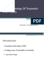 Pathophysiology of TBI 97
