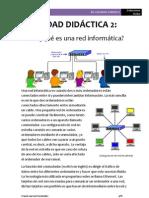 UNIDAD DIDÁCTICA 2 - Red informática