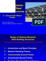 AISC Seismic Design-Module3-Concentrically Braced Frames