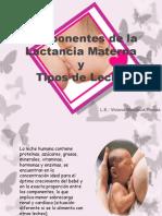 Componentes de La Lactancia Materna