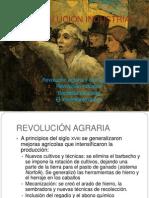 Tema 4. LA REVOLUCIÓN INDUSTRIAL