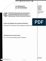 IEC 60534-1 Industrial Process Control Valves - Terminology & General Considerations