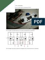 Seguidor de Lineas Con 4 Sensores