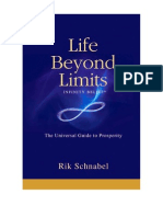 A Life Beyond Limits - Free Version