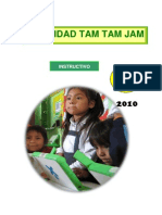 13 Instructivo Tamtam Jam