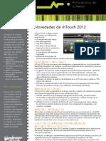 WW-4128-LA Datasheet Wonderware InTouch2012WhatsNew 02-12