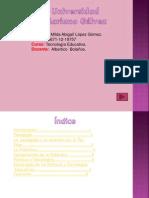 Fundamentos de La Tec. Educ. 1