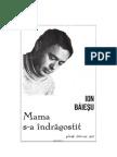 Ion Baiesu - Mama s-a indragostit