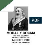 Moral y Dogma - Albert Pike - Grado de Aprendiz